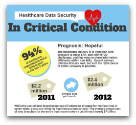 healthcare data security survey results